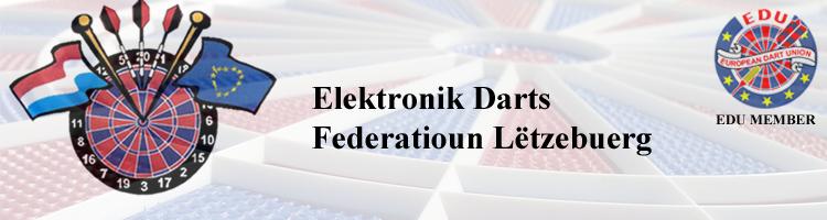 Elektronik Darts Federatioun Letzebuerg